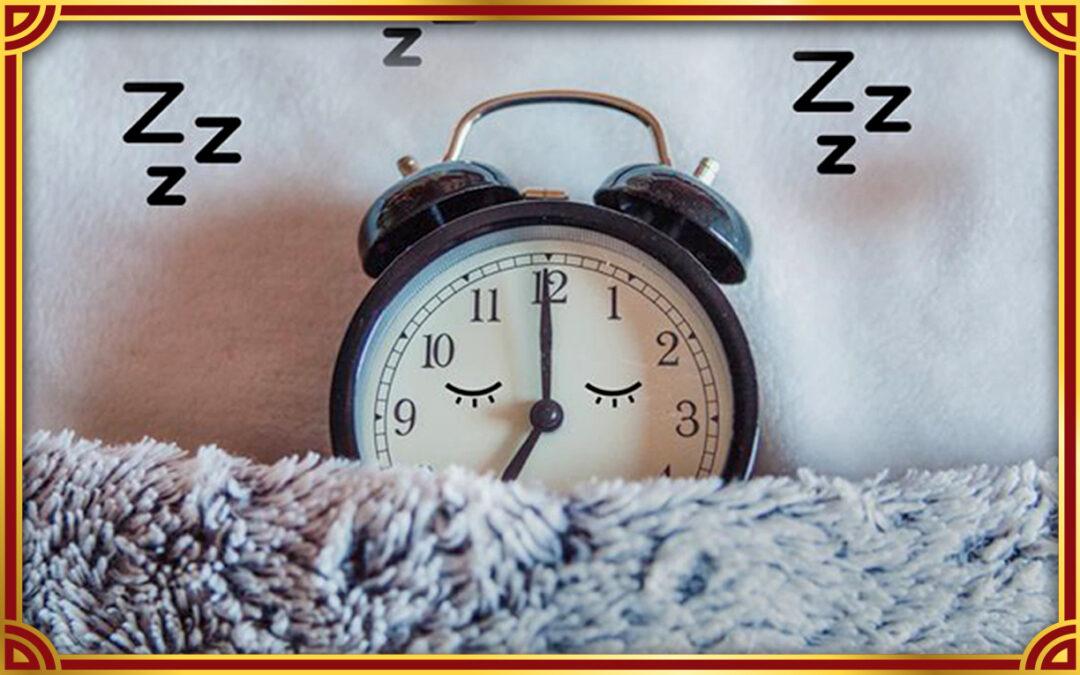 Les 9 conseils prophétiques pour bien dormir :